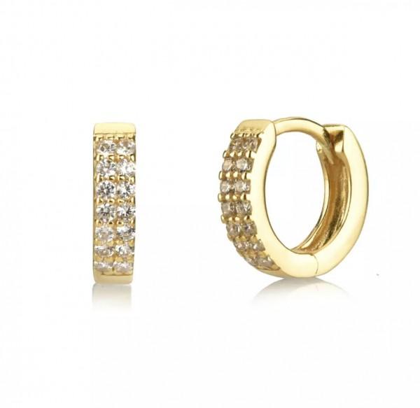 Evie Ohrringe Gold