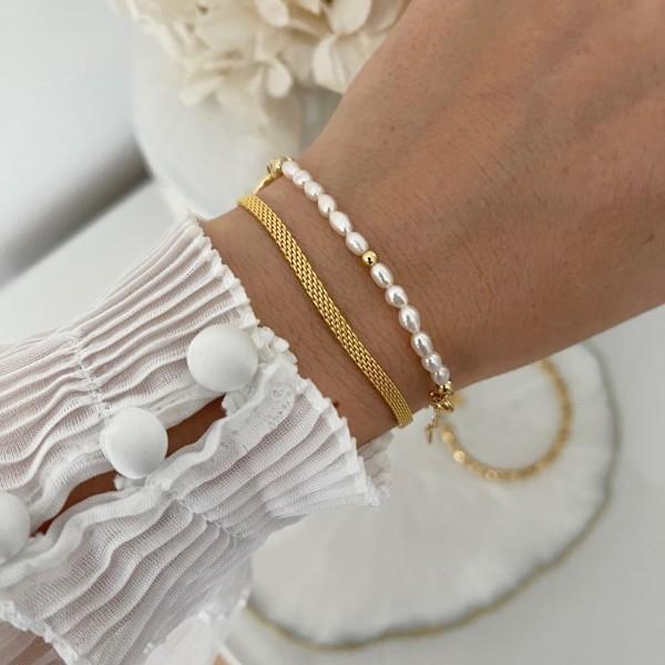 Eliza Ohrringe Gold