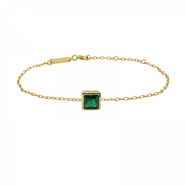Smaragd Dream Bracelet